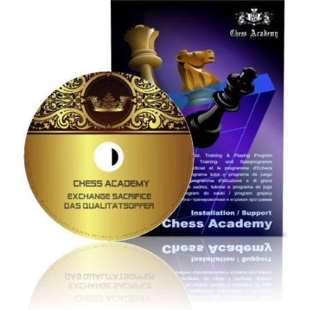 Chess Academy eBook+ Das Qualitätsopfer
