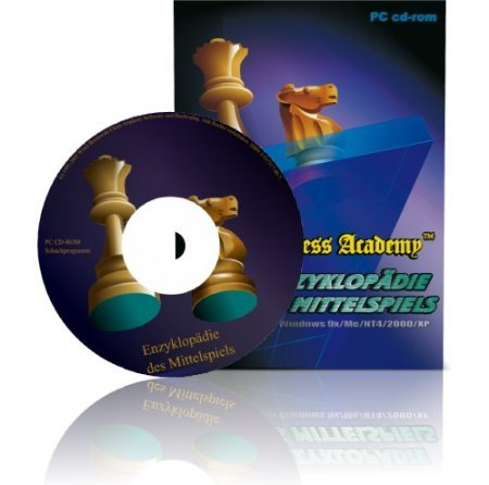 Chess Academy eBook+ Enzyklopädie des Mittelspiels