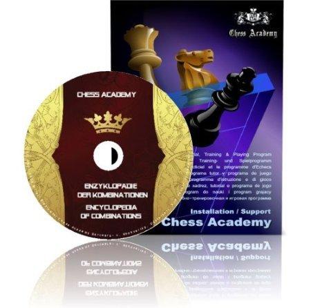 Chess Academy eBook+ Enzyklopädie der Kombinationen