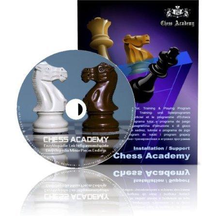 Chess Academy eBook+ Enzyklopädie Leichtfigurenendspiele