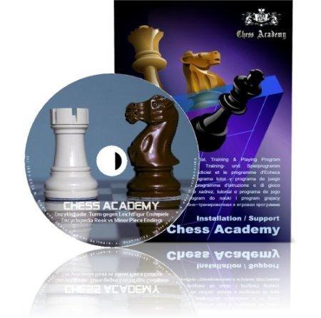 Chess Academy eBook+ Enzyklopädie Turm gegen Leichtfigur Endspiele