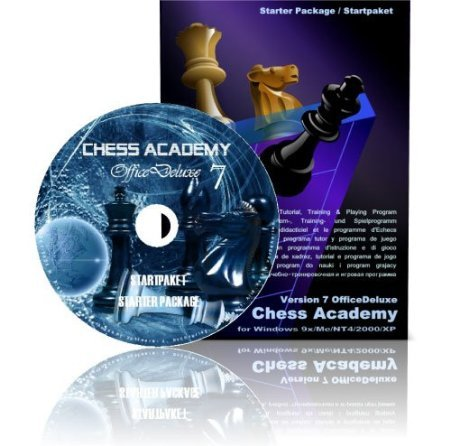 Chess Academy 7 Office Deluxe Startpaket