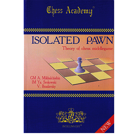 Chess Academy Buch Isolated Pawn